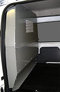 American Truck Equipment 1737 Bulkhead Partition - Compatible with Ford Transit Connect