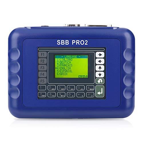 drirectFTA Car Key Programmer Auto Key Programmer Universal V48.99 SBB Pro2 with CD Scanner