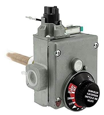 Rheem SP14270F Combination Natural Gas Control Valve from Rheem