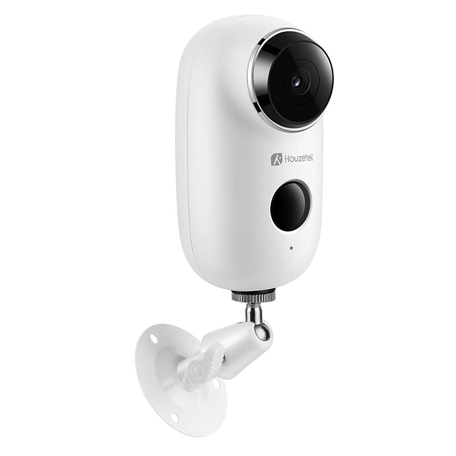 Wireless IP Camera, Houzetek 720P Security Camera WiFi Home Indoor Surveillance System with Night Vision, Two-Way Audio, Motion Detection,for Baby/Pet/Nanny, Support iOS/Android SD/TF Card