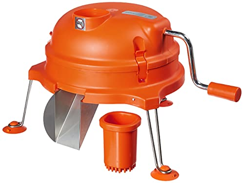 """Dynamic CL003 1/4"""" Dynacube Table Top Manual Food Cutter"""
