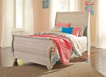 Best Buy! Willowton Full Sleigh Footboard