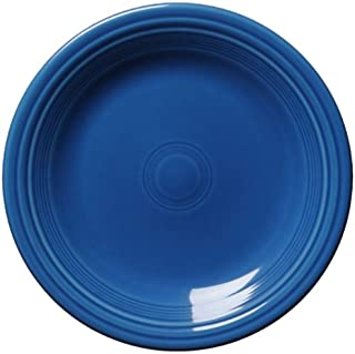 Fiesta Dinner Plate, 10-1/2-Inch, Lapis, Set of 4