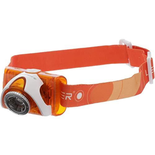 LED Lenser Kopflampe und Taschenlampe, Aluminium, schwarz 1035-O