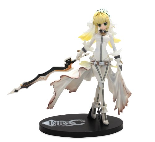 Type-Moon Saber Fate/Extra CCC Prize Sega Figure Approx 8\