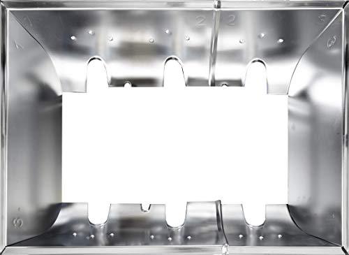 Campingaz InstaClean System Ersatzteilset für 3 Series Classic und Woody Gasgrills, Ersatzteil Reinigungsset