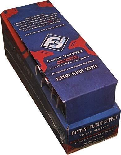 500 Fantasy Flight Games Mini European Board Game Size Sleev