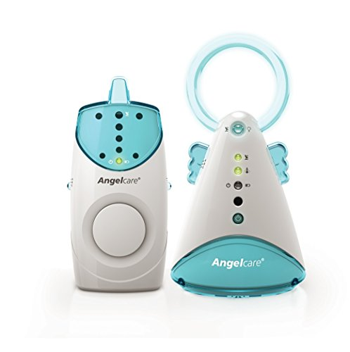 Angelcare AC620 Moniteur de Sons Blanc