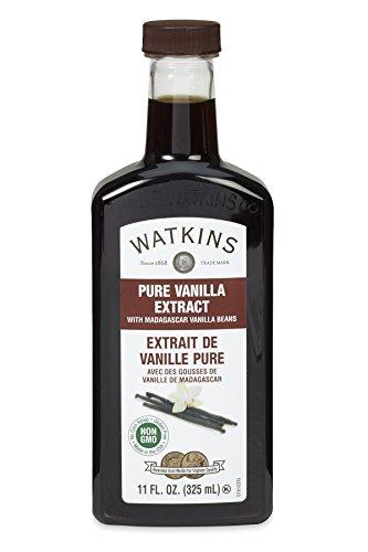 Watkins Pure Vanilla Extract, 11 Fl Oz (Pack of 1)