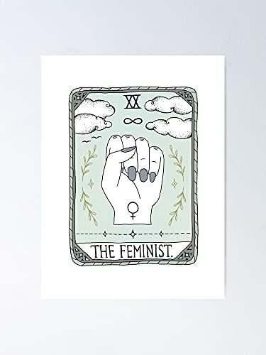 Póster feminista, para citas inspiradoras, impresiones motivadoras, regalo para mujeres, regalo para hombres, decoración de pared, decoración de la habitación de dormitorio.