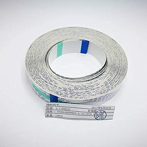 New Printer Accessories Jucaili 1 PC Senyang Board Long Date Cable 26pins,Pitch 1.00mm, B Compatible with XP600/DX5/DX7 Head Fit Compatible with Inkjet Machine FFC Flat Data Cable (Color : 26p 5000mm