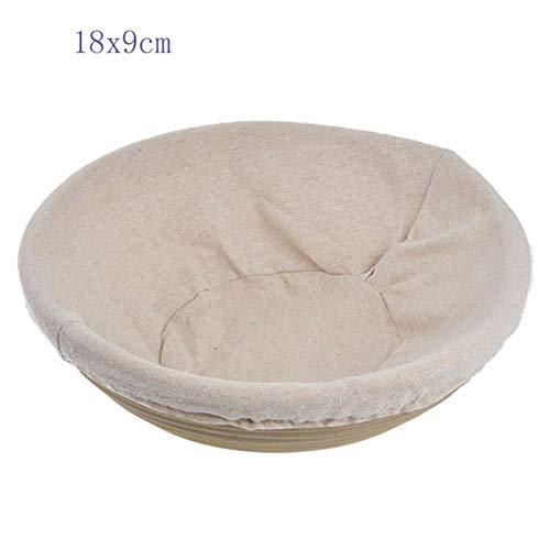 Aomerrt brood fermenmand, rotanmand, baguette, massageruimte accessoires
