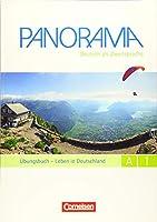 Panorama A1: Gesamtband - Leben in Deutschland: Uebungsbuch DaZ mit Audio-CDs