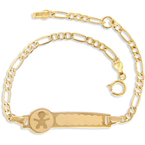 GioiaPura jewellery baby bracelet gold 750 elegant offer code GP-S223858