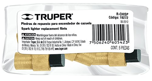 encendedor clipper fabricante Truper
