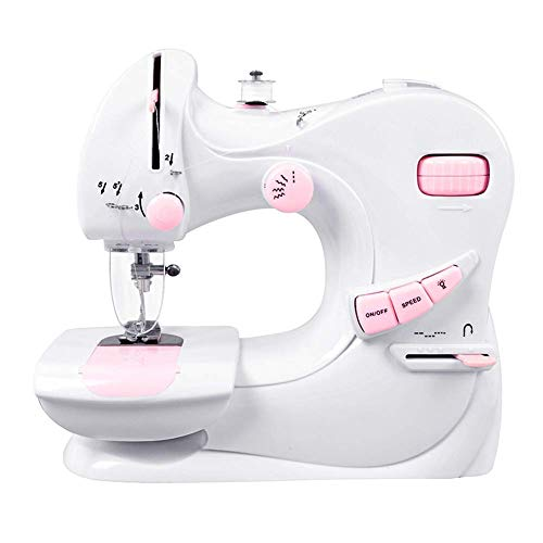 Best Deals! CWH&WEN Electric Sewing Machine, 12 Stitches 2 Speed Heavy Duty Sew Machine, Electric Ha...