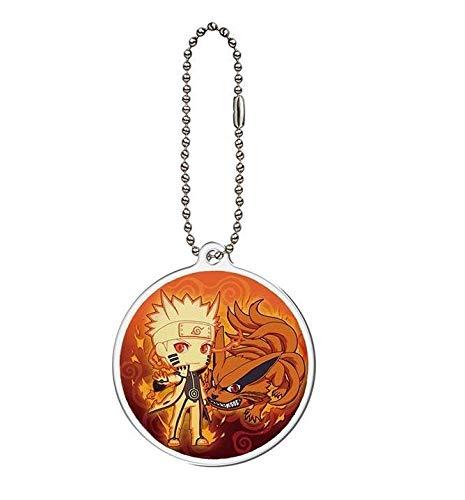 BANPRESTO OFFICIAL Naruto Boruto The Movie Schlüsselanhänger aus Kunststoff Fuchs Kurama 6 cm Anime
