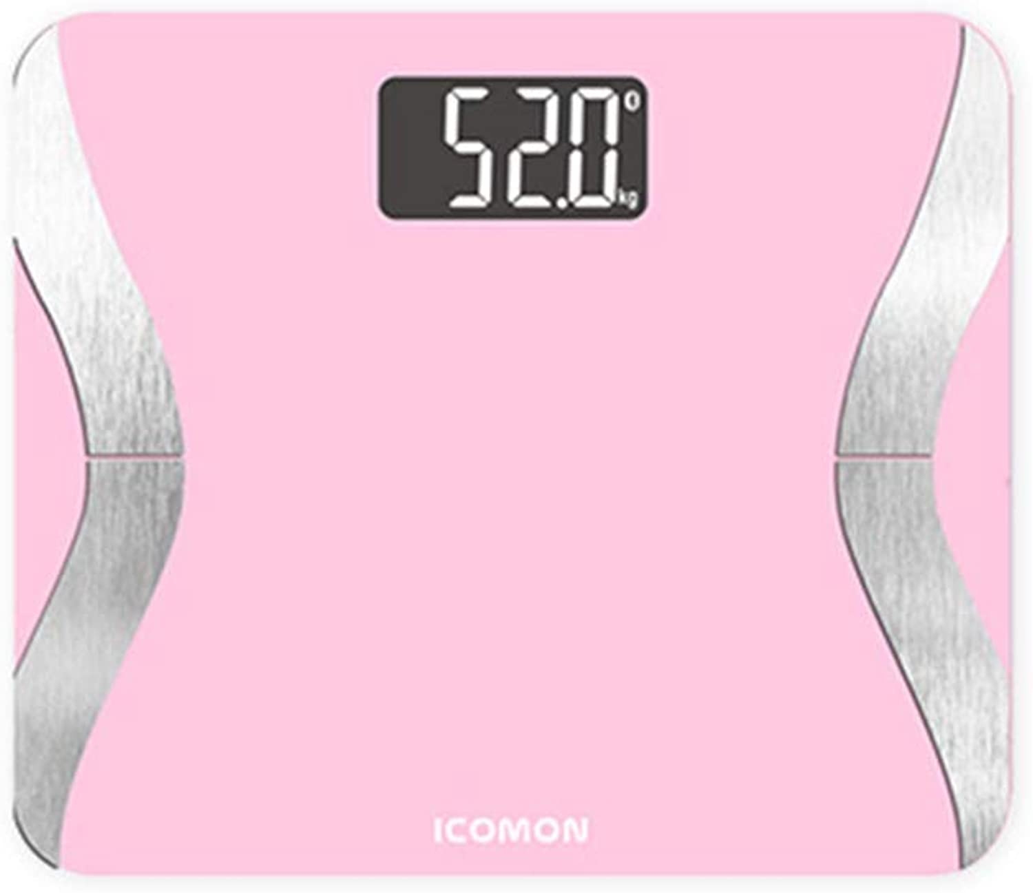 Household Weight Scale,Multifunctional ITO blueetooth Body Fat Scale Intelligent Electronic Scale Human Body Sharing Scale
