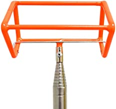 Search And Rescue 15 Foot Orange Two-Ball Golf Ball Retriever