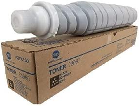 TN619K A3VX130 Genuine Konica Minolta Toner Cartridge, 66500 Page-Yield, Black
