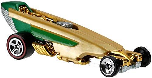 Mattel Hot Wheels Marvel DC Hawkman DKJ66 DRH05