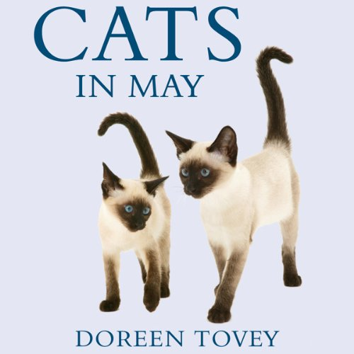 Cats in May audiobook cover art