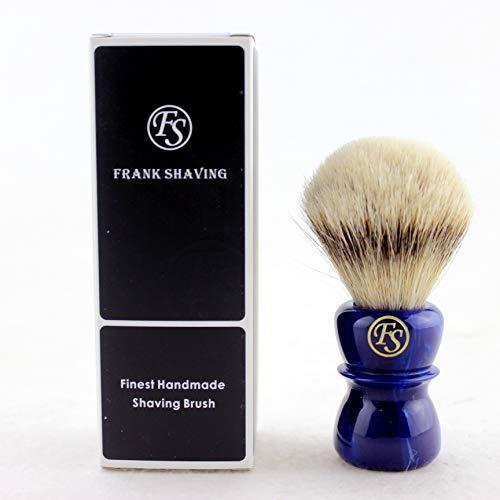 Frank shaving Vintage Best badger hair shaving brush knot size 20mm