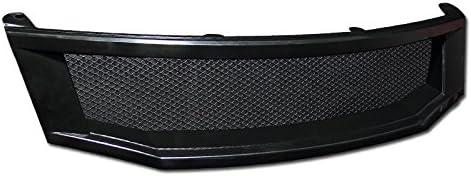 RL Racing Black Aluminum Mesh Front Under blast sales Max 48% OFF Hood Bumper Co Grille Grill