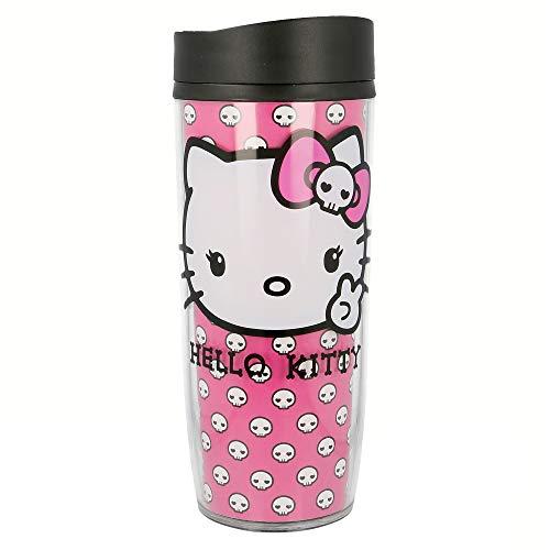 Stor Verre de voyage 533 ml Hello Kitty