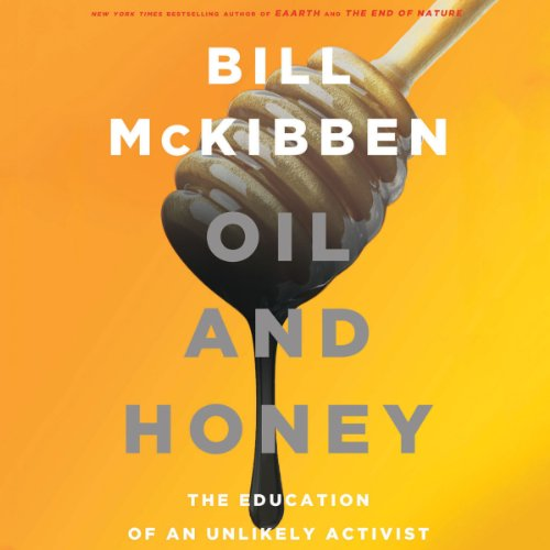 Oil and Honey audiobook cover art
