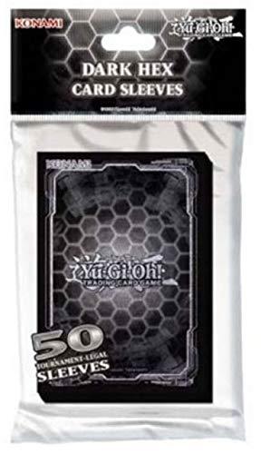 Yu-Gi-Oh!: Dark Hex Card Sleeve (50ct)