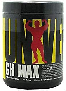 Universal Nutrition GH Max 180 Tablets - 02826