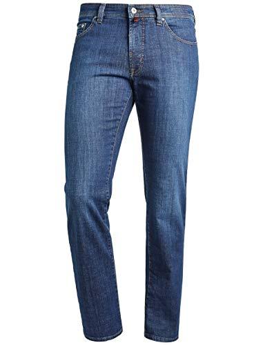 Pierre Cardin Herren Deauville Straight Jeans,Blau(Indigo 07),36W / 34L