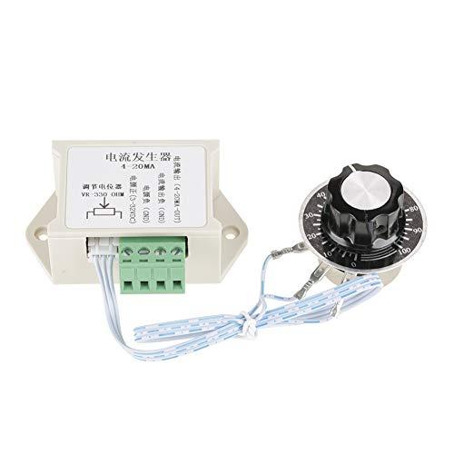 Módulo de generador de señal, corriente de cantidad analógica ajustable de generador de 4-20 mA