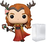 Funko Pop! Games: Vox Machina - Keyleth Vinyl Figure (Includes Compatible Pop Box Protector Case)