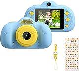 Excelvan Kinder Kamer Digitale Kinderkamera Fotoapparat Kinder Video HD 8