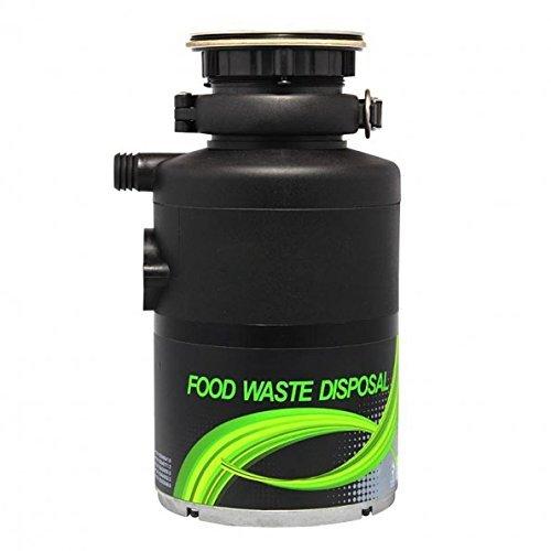 LAGUTE DSB-560A 560W Speisenzerkleinerer / Bio-Müll Entsorger / Haushalt- / Speiseabfallentsorger / Abfallzerkleinerer / Küchenabfallzerkleinerer / Food Waste Disposer / Kehrichtvertilger für 3-4 Pers. *mit niedrigem Geräusch* 220V