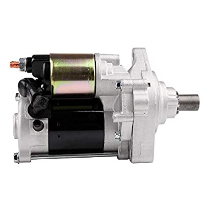 AUTOMUTO AUTOMUTO Starter fit for 1990-1995 Honda Accord 1995 Honda Odyssey 1992-1996 Honda Prelude