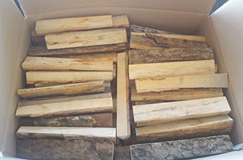 25cm Anzündholz 30kg-Paket trocken ofenfertig Anmachholz Hartholz Anfeuerholz Brennholz