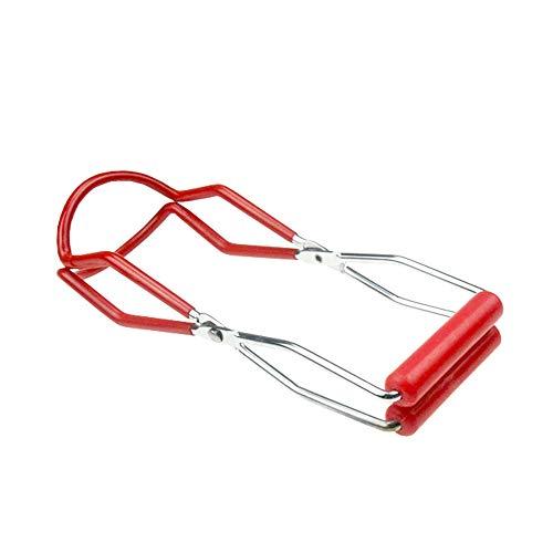 IWILCS glasheber einkochen, Einmachglas-Heber, glasheber Zange, für heiße Einmachgläser - Trichter zum Abfüllen beim Einkochen, für Sturzgläser jeglicher Größe