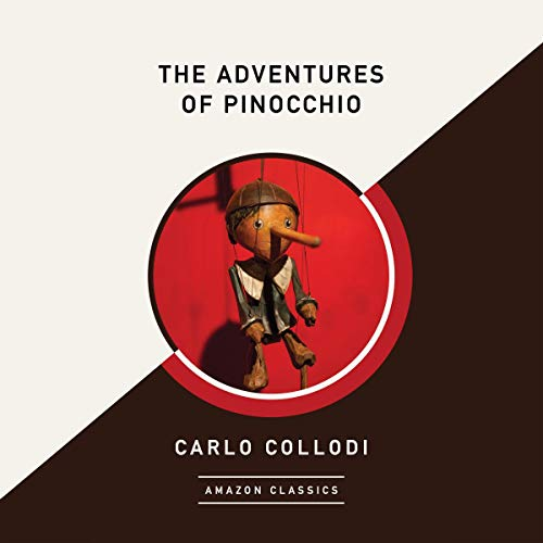 The Adventures of Pinocchio (AmazonClassics Edition) cover art