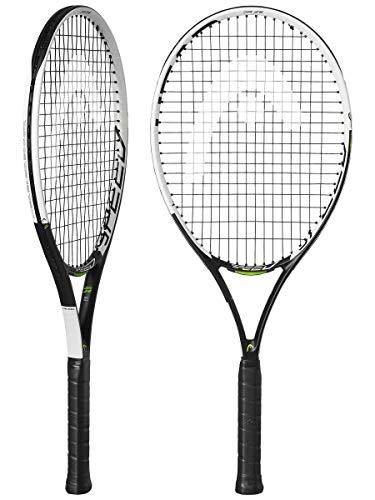 HEAD Unisex Jugend Speed 26 Tennis Racket, mehrfarbig, 9-11 Jahre