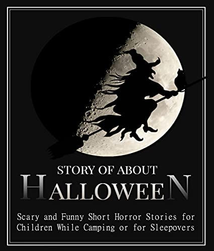 Story of About Hallween for Kids: Kids Search and Find Story Book for Toddlers | A Spooky and Fun Picture (English Edition)