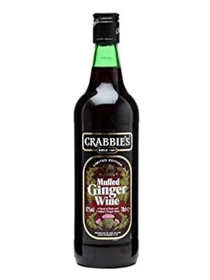 Crabbie's Mulled Ginger Wine / 70cl