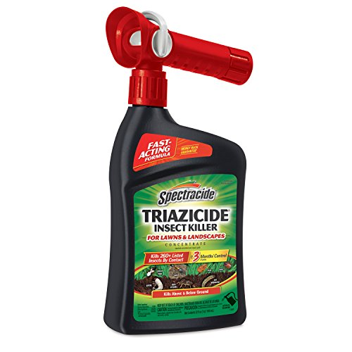 Spectracide Triazicide Insect Killer For Lawns & Landscapes...