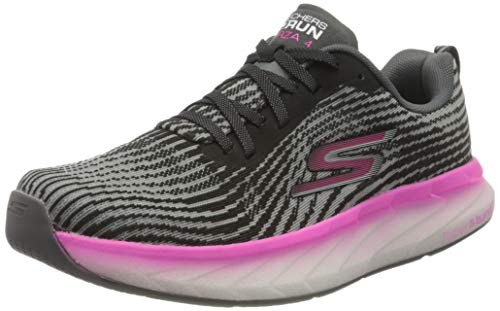 Skechers Forza 4, Zapatillas Mujer, Black, 39 EU