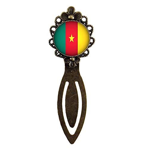 Xubu Bladwijzers voor Lezen Liefhebbers,Kameroen Vlag Bladwijzers,Nationale Vlag Bladwijzers