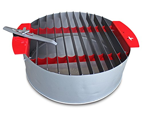 Plasma Cutter Grill - with Clamp - with Slats - Water table for hand held plasma cutters