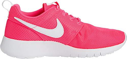 Nike Roshe One (gs), Unisex-Kinder Hallenschuhe, Rosa (Hyper Pink/white), 35.5 EU
