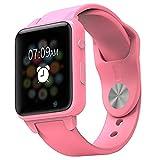 chengjinhuashangmao Smart Watch Niños Teléfono Reloj Batería...